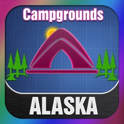 Alaska Campgrounds Offline Guide