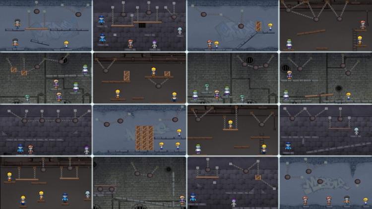 Rolling Fall HD screenshot-4