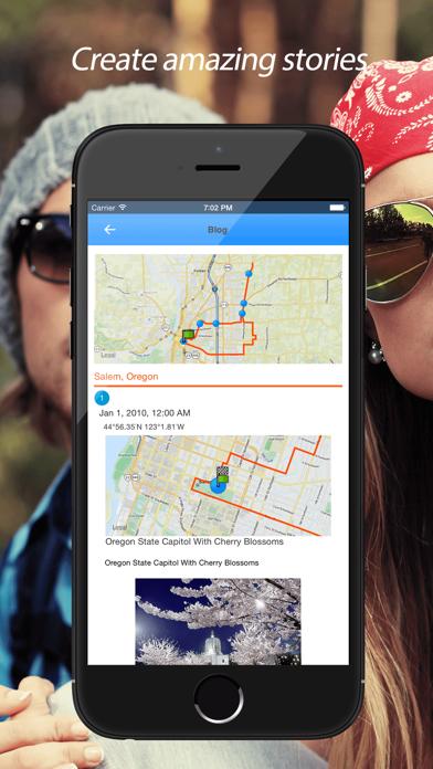 Track Kit - GPS Tracker with offline mapsのおすすめ画像5