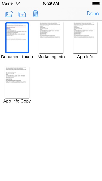 Office touch: word processor + spreadsheet file editor screenshot-4