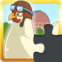 Animal Farm Jigsaw Puzzle Games for Free