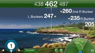 Golfscape GPS Rangefi... screenshot1