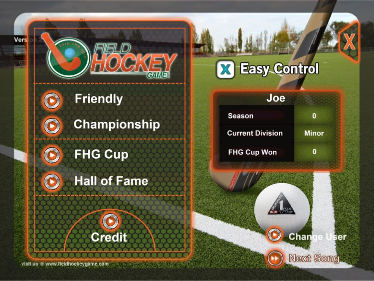 Field Hockey Game By Mathieu Pauwels