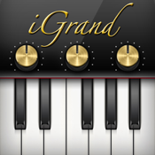 Igrand Piano For Ipad app review