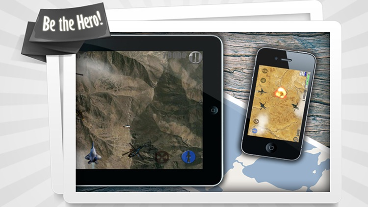 Sky Heroes HD Free screenshot-4