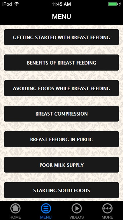 Avoiding Foods While Breast Feeding Guide & Tips for Beginner Moms screenshot-4