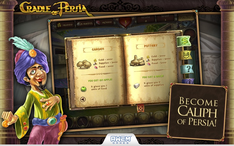 点击获取Cradle Of Persia (Premium)