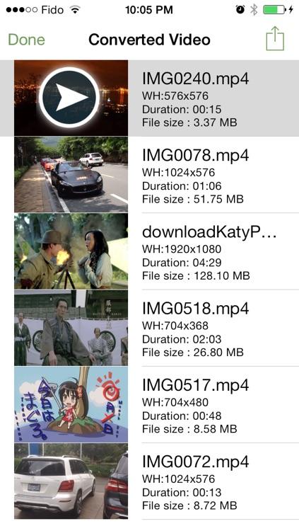 Video Converter for iPhone screenshot-3