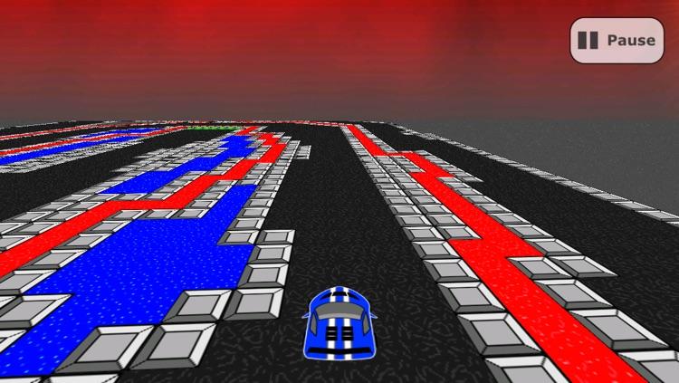 World's Best Racing Game Lite screenshot-4