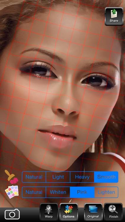 Beauty Face Liquify
