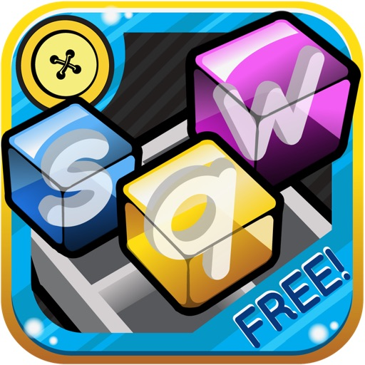 Sqwords Free - Word Game