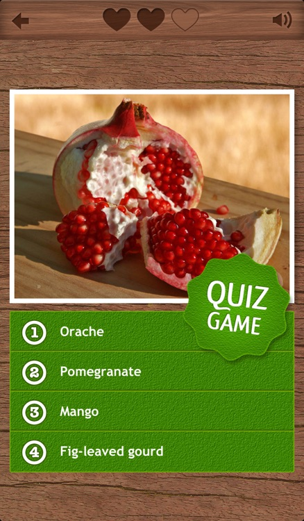 Exotic Fruits and Vegetables - NATURE MOBILE screenshot-3