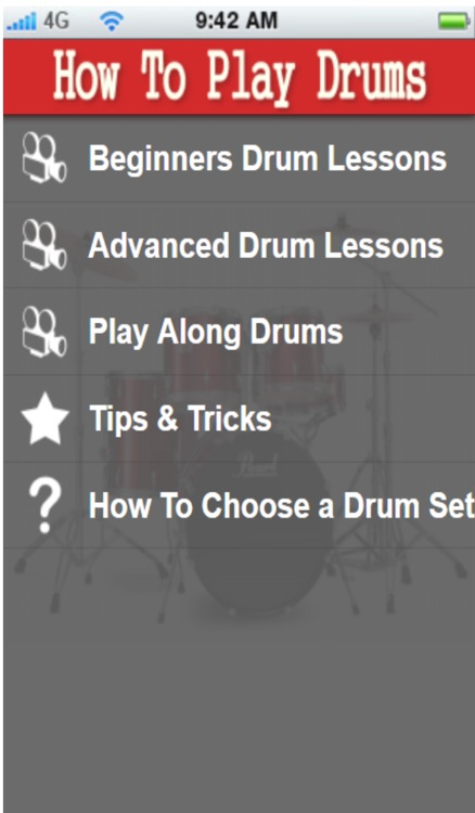 How To Play Drums+: learn how to play drums the easy way