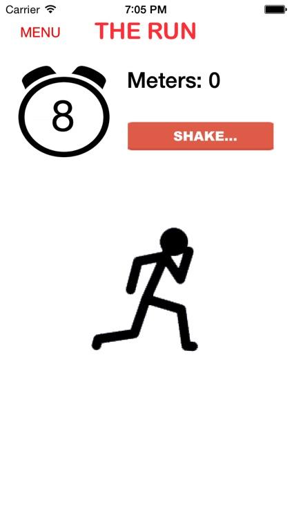 The Run - Shake It Hard!!!