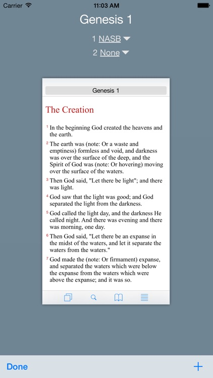NASB Chinese Bibles screenshot-2