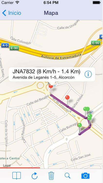 GoMap Tracker
