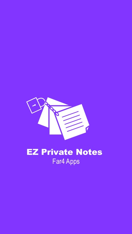 EZ Private Notes: Protect & Keep Your Personal Notes Safe Free Version