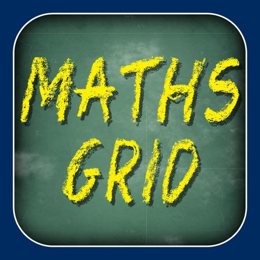 Maths Grid icon
