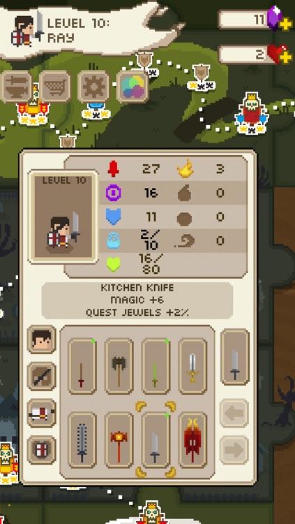 Horde of Heroes screenshot-4