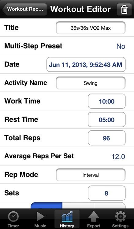 Kettlebell Timer Pro screenshot-3