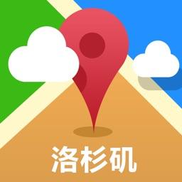 Los Angeles Offline Map(offline map, subway map, GPS, tourist attractions information)