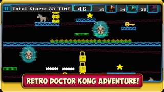 Doctor Kong - Donkey Rescue screenshot one