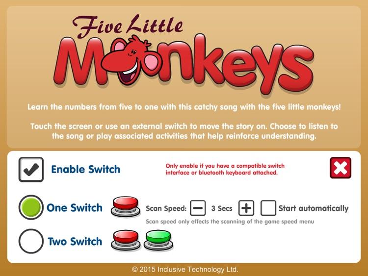 Five Little Monkeys screenshot-4
