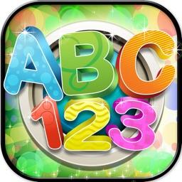 ABC123 Pop Match Puzzle