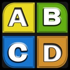 4 Letter Word Game 2014 Free (Most Amazing Word Game For Everyone) icon