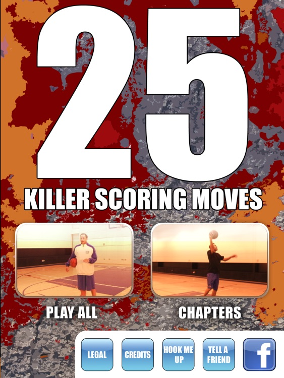 25 Killer Scoring Moves To Dominate The Game - With Coach Mike Lee - Full Court Basketball Training Instruction - XL