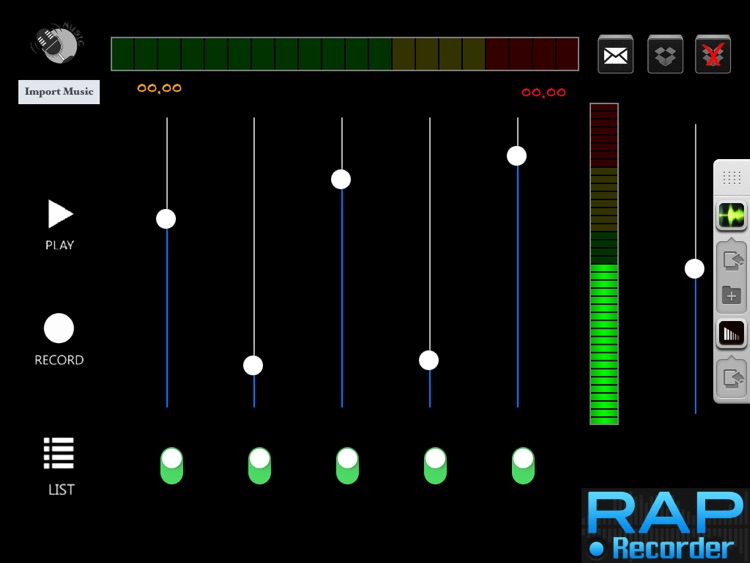 Rap Recorder Pro screenshot-1