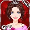ゲームフォーガールズがお届けする、楽しいお姫様の着せ替え無料ゲーム (Princess DressUp: Beauty, Style and Fashion - Free Game by Games For Girls, LLC)