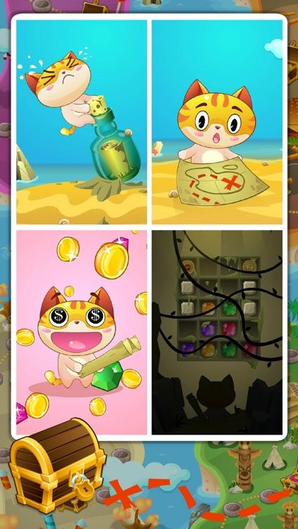 Greedy Cat  Adventures screenshot-4