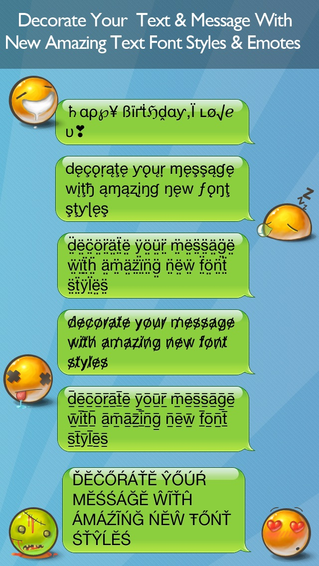 Emoji Art & Text Picture - The Best Cute EmojiArt & TextArt Editor+Great New Font Styles Keyboard+Add Fun &Love&Beauty&Cool&Special Valentine&Christmas&&Halloween Text Art & Emojis Art & Emote Icon to Message& Mail&SMS&Messenger&Facebook&Twitter FREE Screenshot