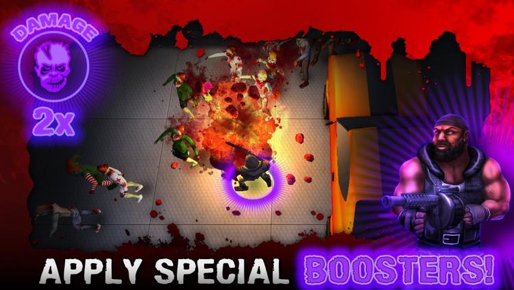 ReKillers : Zombie Defense screenshot-4