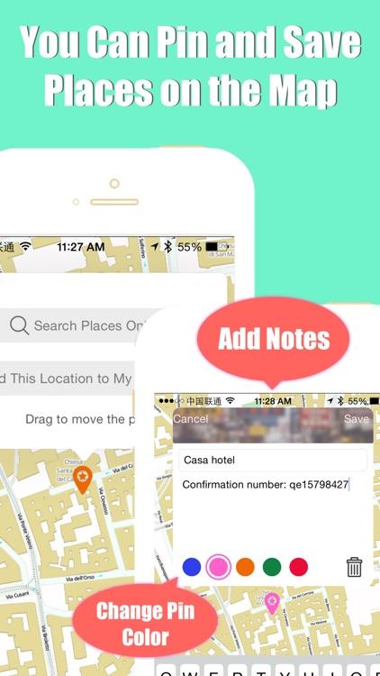 Washington DC travel guide with offline map and WMATA metro transit by BeetleTrip screenshot-3