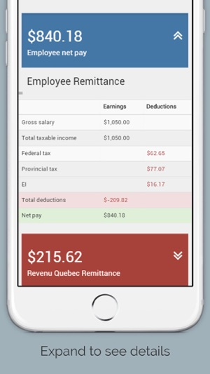 Payroll Calculator Canada on the App Store