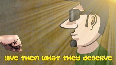Celeb Smash - Dentist fist. Help the celebrity to look like a tomato. screenshot two