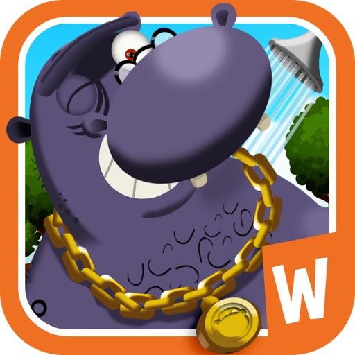 Hippo Shower Time!  - a social game for the entire family