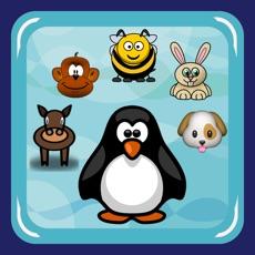 Activities of Animal Snake (penguin, bee, dog, monkey, rabbit, horse)
