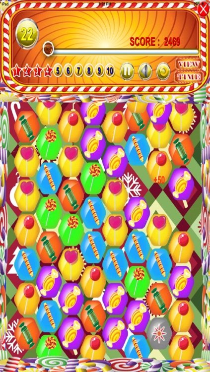 Candy Blitz - Match Them 3 In A Row! screenshot-3