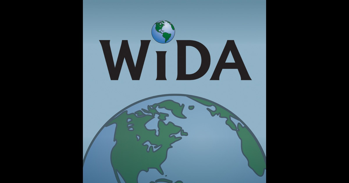 wida eld standards on the app store