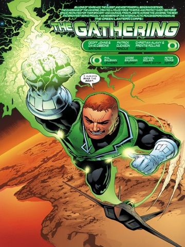 green lantern corps recharge 1 by dave gibbons geoff johns