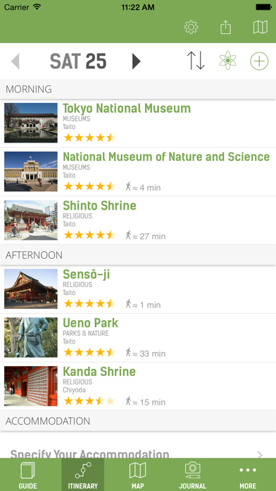 Tokyo Travel Guide (with Offline Maps) review screenshots