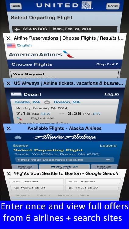 Phoenix Airport + Flight Tracker Premium screenshot-4