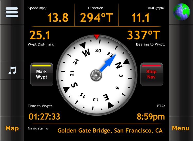 MotionX GPS HD screenshot-3