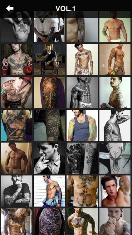 Men Tattoo Designs Free