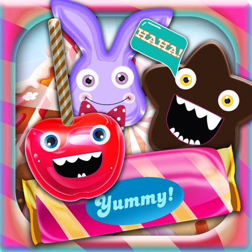 Candy Maker's Dream! Crafty Sweet Treats! Party Food Maker
