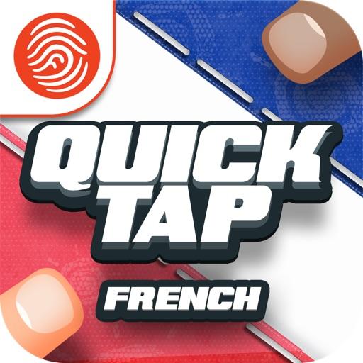 Quick Tap French - A Fingerprint Network App