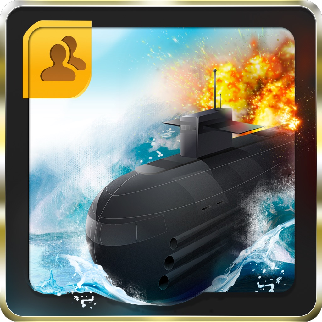 Awesome Submarine battle ship Free! - Multiplayer Torpedo wars hack